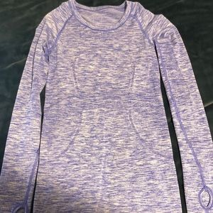 Lululemon Long sleeve swiftly tee